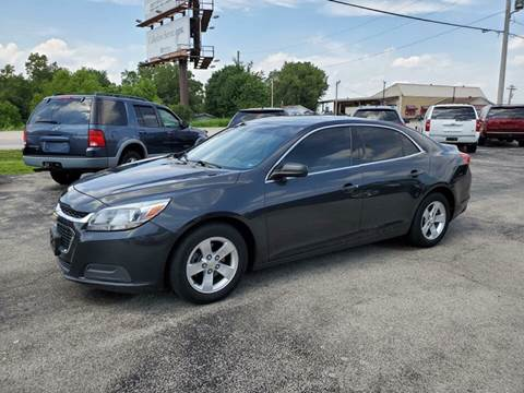 2016 Chevrolet Malibu Limited for sale at Aaron's Auto Sales in Poplar Bluff MO