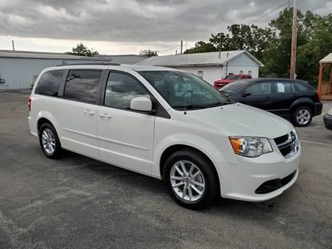 2013 Dodge Grand Caravan for sale at Aaron's Auto Sales in Poplar Bluff MO