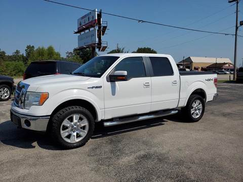2010 Ford F-150 for sale at Aaron's Auto Sales in Poplar Bluff MO