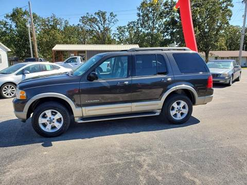 2005 Ford Explorer for sale at Aaron's Auto Sales in Poplar Bluff MO
