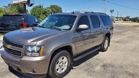 2012 Chevrolet Suburban for sale at Aaron's Auto Sales in Poplar Bluff MO