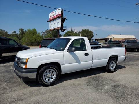 2006 Chevrolet Silverado 1500 for sale at Aaron's Auto Sales in Poplar Bluff MO