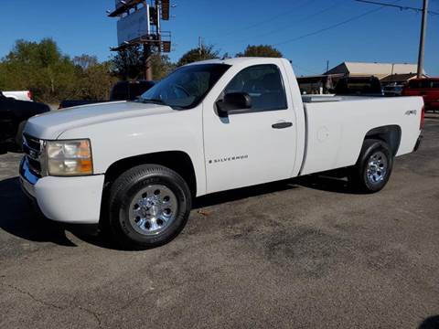 2009 Chevrolet Silverado 1500 for sale at Aaron's Auto Sales in Poplar Bluff MO