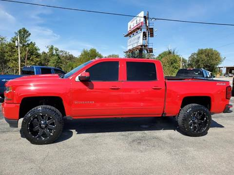 2016 Chevrolet Silverado 1500 for sale at Aaron's Auto Sales in Poplar Bluff MO