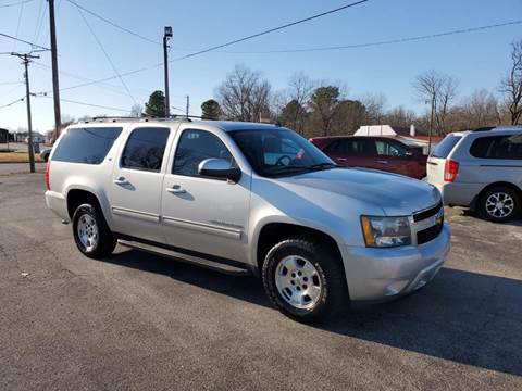 2011 Chevrolet Suburban for sale at Aaron's Auto Sales in Poplar Bluff MO