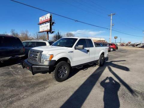 2013 Ford F-150 for sale at Aaron's Auto Sales in Poplar Bluff MO