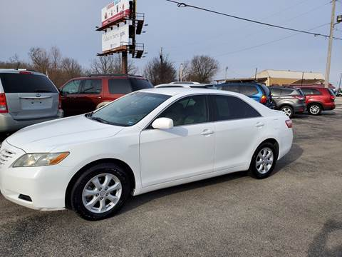 2007 Toyota Camry for sale at Aaron's Auto Sales in Poplar Bluff MO