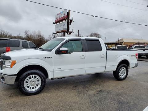 2011 Ford F-150 for sale at Aaron's Auto Sales in Poplar Bluff MO