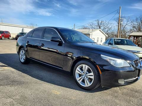 2010 BMW 5 Series for sale at Aaron's Auto Sales in Poplar Bluff MO