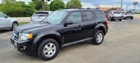 2012 Ford Escape for sale at Aaron's Auto Sales in Poplar Bluff MO