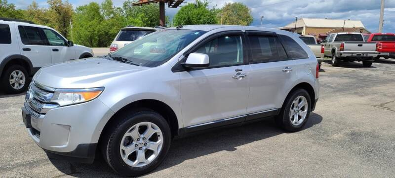 2011 Ford Edge for sale at Aaron's Auto Sales in Poplar Bluff MO