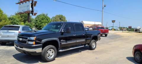2006 Chevrolet Silverado 2500HD for sale at Aaron's Auto Sales in Poplar Bluff MO