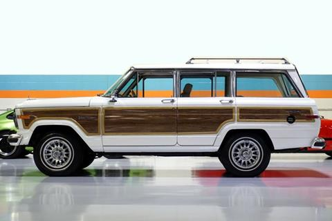 1989 Jeep Grand Wagoneer for sale in Solon, OH