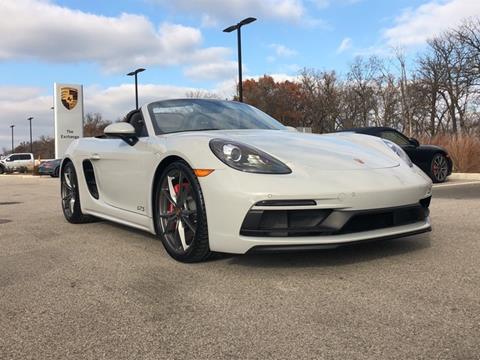 2018 Porsche 718 Boxster for sale in Highland Park, IL