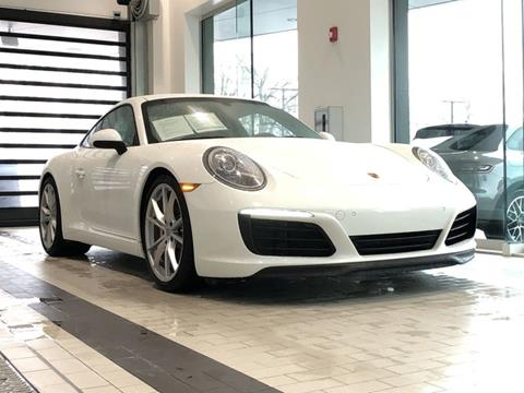 2018 Porsche 911 for sale in Highland Park, IL