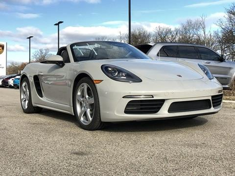 2019 Porsche 718 Boxster for sale in Highland Park, IL