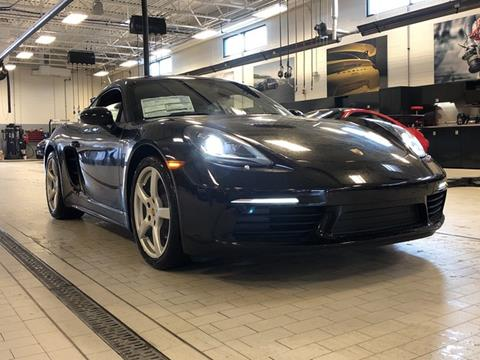 2019 Porsche 718 Cayman for sale in Highland Park, IL