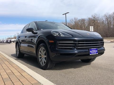 2019 Porsche Cayenne for sale in Highland Park, IL