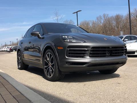2019 Porsche Cayenne for sale in Highland Park, IL
