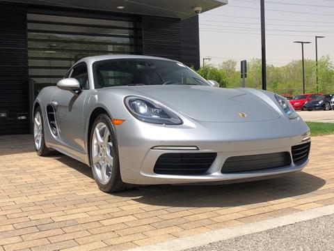 2017 Porsche 718 Cayman for sale in Highland Park, IL