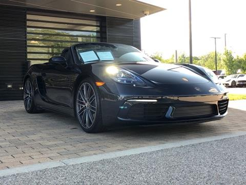2017 Porsche 718 Boxster for sale in Highland Park, IL