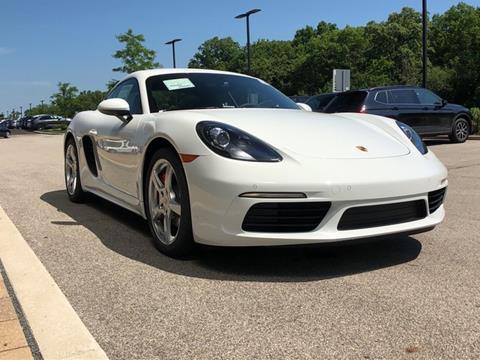 2019 Porsche 718 Cayman for sale in Highland Park, IL