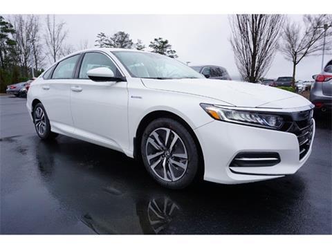 2019 Honda Accord Hybrid for sale in Cumming, GA