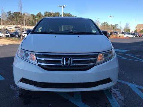 2012 Honda Odyssey for sale in Cumming, GA