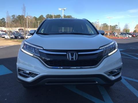2016 Honda CR-V for sale in Cumming, GA