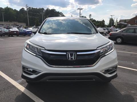 2015 Honda CR-V for sale in Cumming, GA