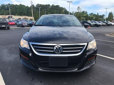 2012 Volkswagen CC for sale in Cumming, GA