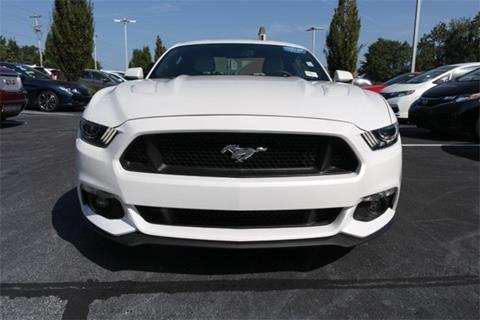 2017 Ford Mustang for sale in Cumming, GA