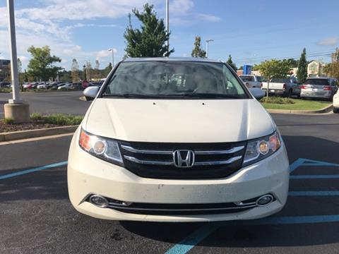 2016 Honda Odyssey for sale in Cumming, GA