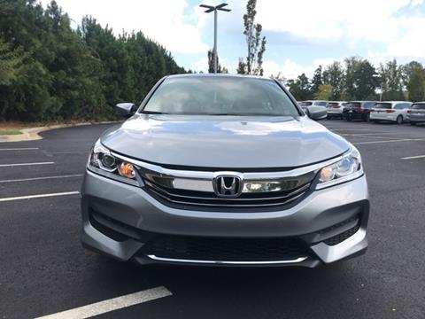 2017 Honda Accord for sale in Cumming, GA