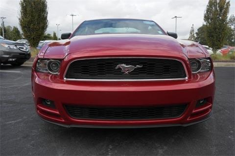 2013 Ford Mustang for sale in Cumming, GA