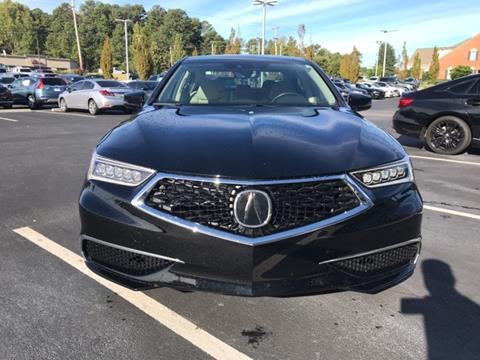 2019 Acura TLX for sale in Cumming, GA