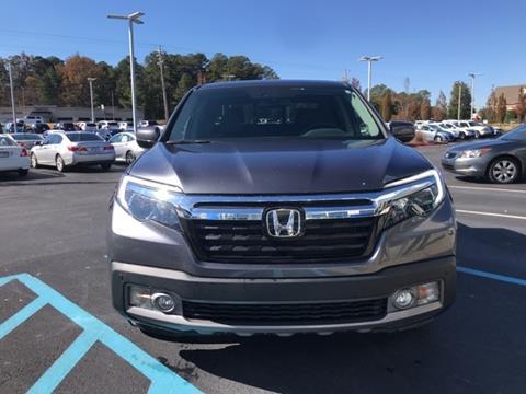 2017 Honda Ridgeline for sale in Cumming, GA
