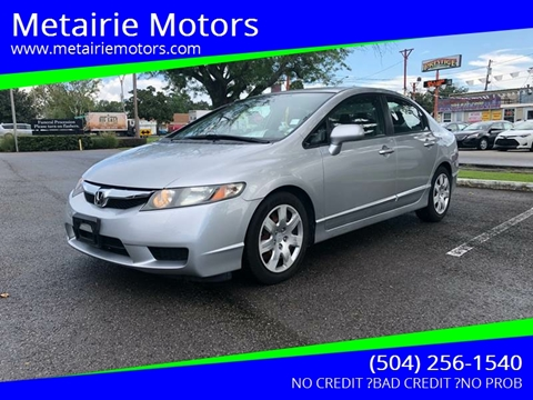 2011 Honda Civic for sale in Metairie, LA