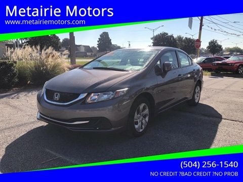 2013 Honda Civic for sale in Metairie, LA