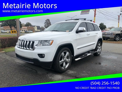 2013 Jeep Grand Cherokee for sale in Metairie, LA