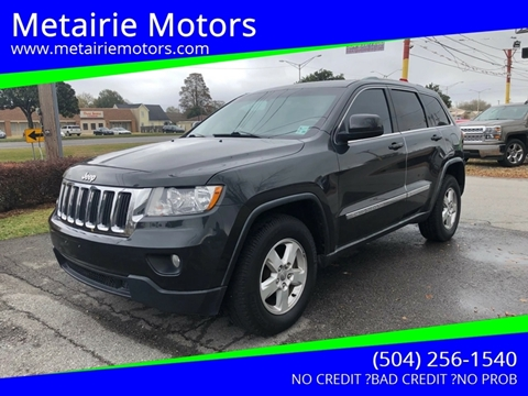 2011 Jeep Grand Cherokee for sale in Metairie, LA