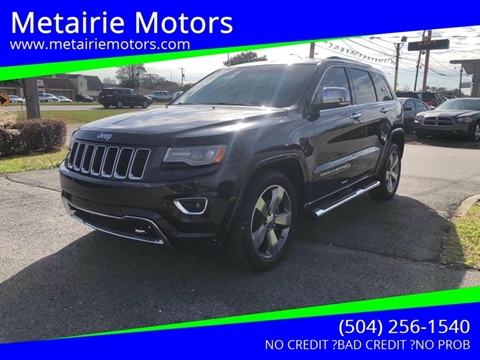 2014 Jeep Grand Cherokee for sale in Metairie, LA