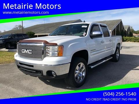 2011 GMC Sierra 1500 for sale in Metairie, LA