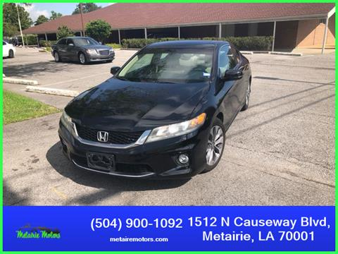 2013 Honda Accord for sale in Metairie, LA
