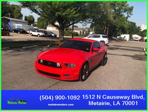 2013 Ford Mustang for sale in Metairie, LA