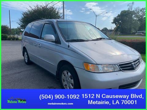 2002 Honda Odyssey for sale in Metairie, LA