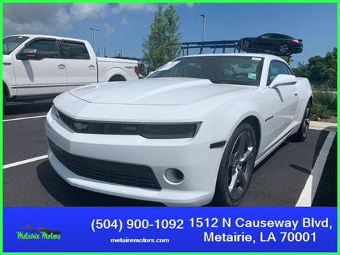 2014 Chevrolet Camaro for sale in Metairie, LA