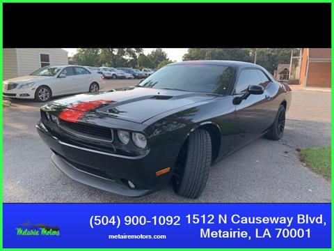 2013 Dodge Challenger for sale in Metairie, LA
