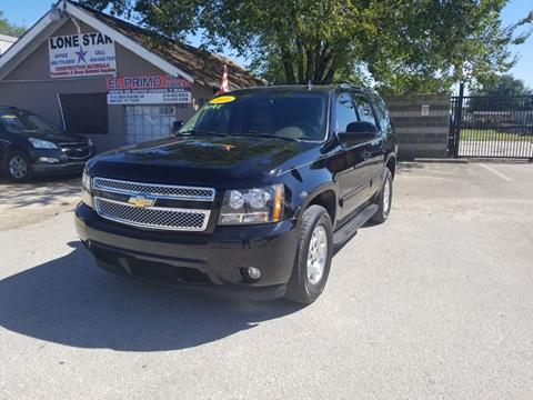2010 Chevrolet Tahoe for sale in Dallas, TX