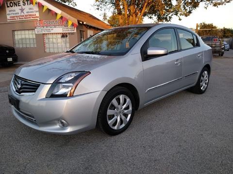 2011 Nissan Sentra for sale in Dallas, TX